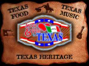 Click to visit the Love & War In Texas website.
